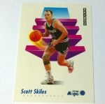 1991-92 SkyBox Orlando Magic Basketball Card #206 Scott Skiles